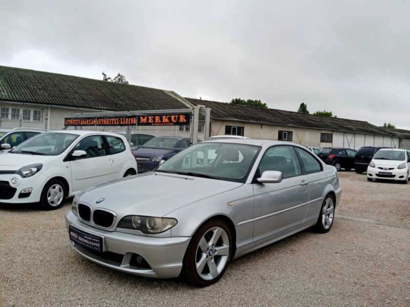 BMW 320 Cd Coupe (2004/12)