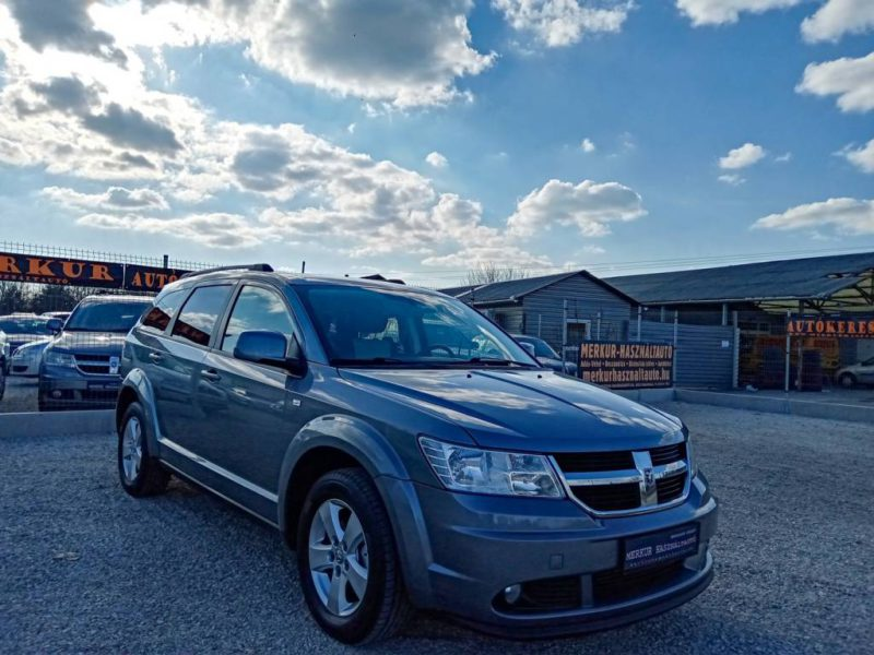 DODGE JOURNEY 2.0 CRD SXT (2010) ELADVA