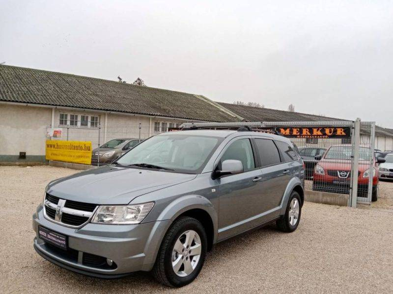 DODGE JOURNEY 2.0 CRD SXT (2009) ELADVA
