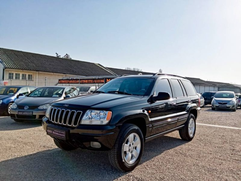 JEEP GRAND CHEROKEE 2.7 CRD Limited (2003) ELADVA